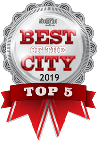 Best of the City logo